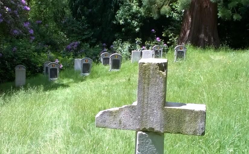 Netley Hospital Cemetery