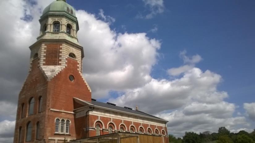 Chapel at Netley Victoria ParkReopens